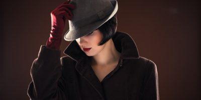 Chciałabyś zostać detektywem?