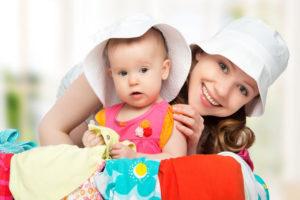 Materiał, a jakość dziecięcej garderoby