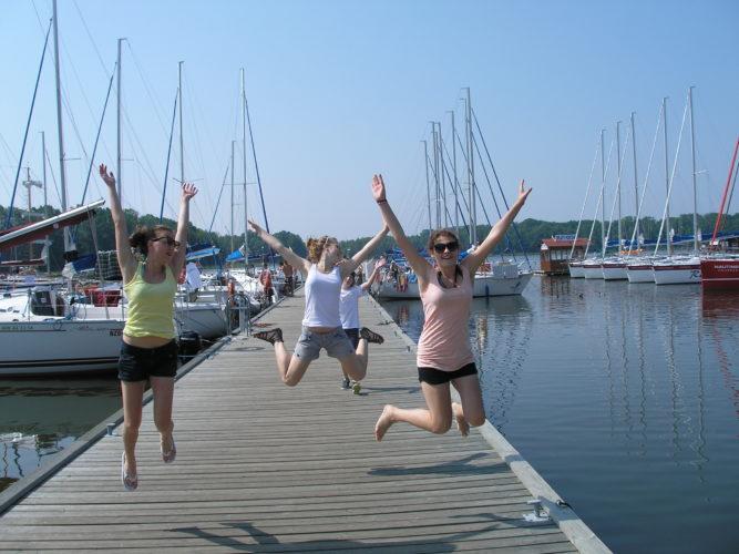 Rejsy żeglarskie dla dzieci, młodzieży i dorosłych - Mazury 2017!