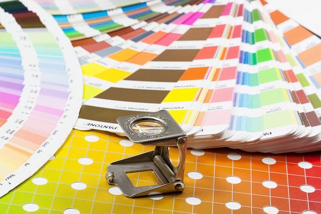 Wzorniki przydadzą się do dobrania odpowiedniego koloru