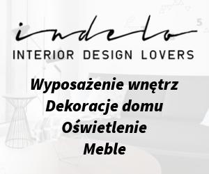 wyposażenie wnętrz i dekoracje domu - Indelo