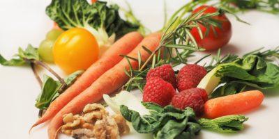 Warzywa w posiłkach dla dzieci