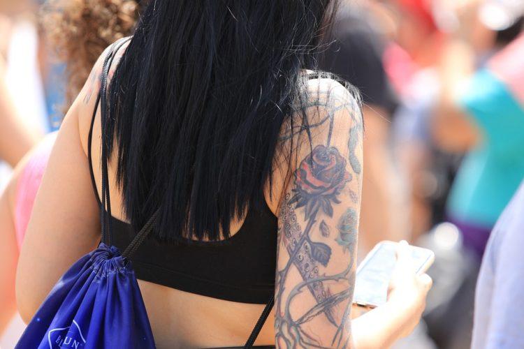 Jak Dbać O Tatuaż Latem Z Easytattoo Fajna Mama
