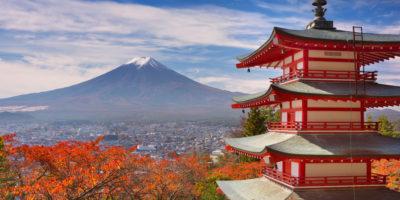 Wycieczka do Japonii z dzieckiem